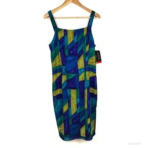 NWT DAVID WARREN New York Dress Sz 10